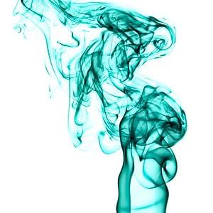Psychology ONE Teal Smoke